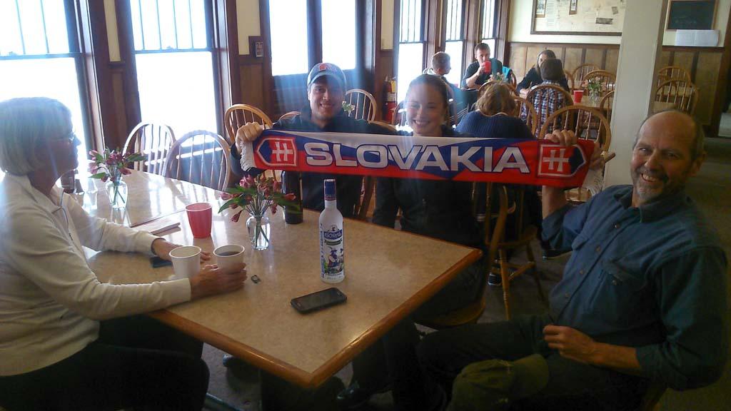 american culture slovakia flag