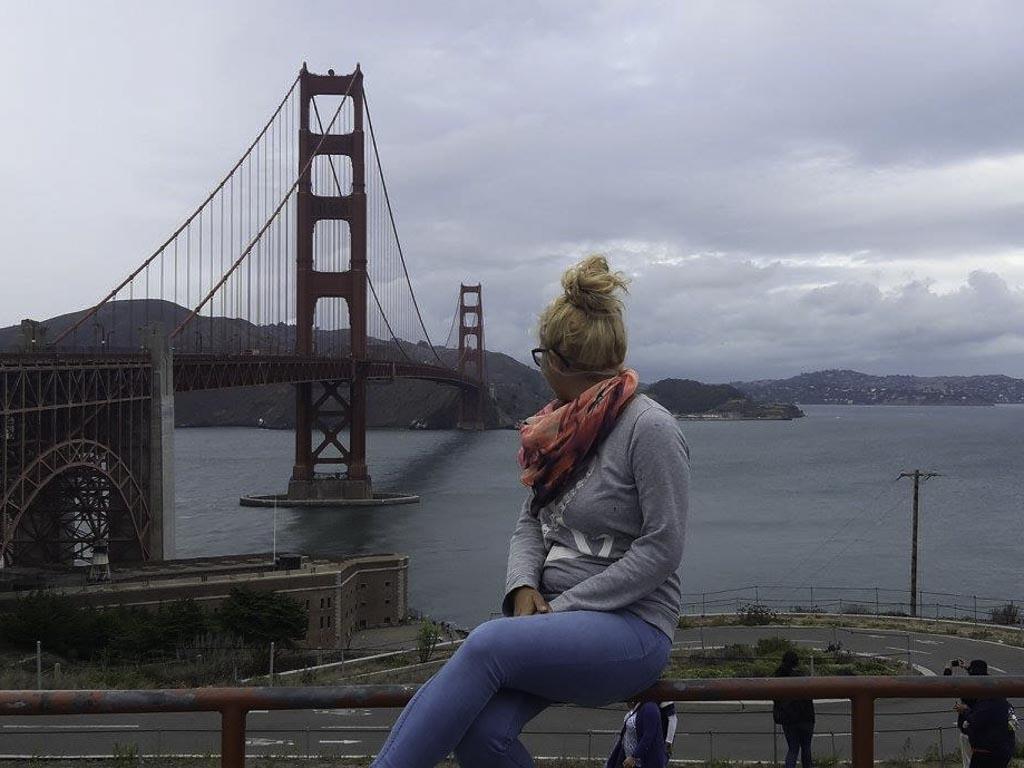 Work and Travel USA Injoy Angency Tina